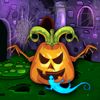 play G4E Halloween Dark Night Escape