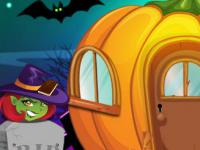 Halloween Escape From Pumpkin House game