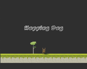 Hopping Dog game
