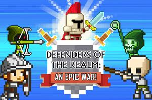 play Defenders Of The Realm : An Epic War !
