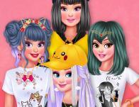 play Princesses Otaku Style
