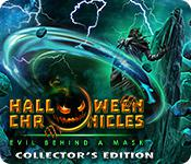 play Halloween Chronicles: Evil Behind A Mask Collector'S Edition