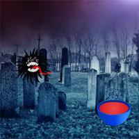 play Spooky Cemetery Escape