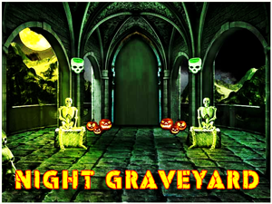 play The-Night-Graveyard-Escape