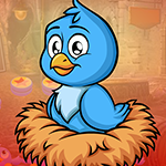 play Blue Duckling Escape