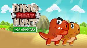 play Dino Meat Hunt New Adventure