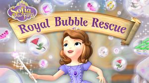 play Sofia The First Royal Bubble Rescue