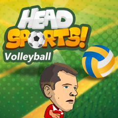 play Head Sports! Volleyball