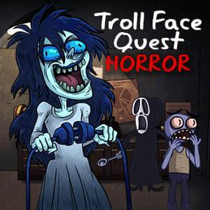 Trollface Quest: Horror 1 game