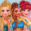 play Princesses Costume Party