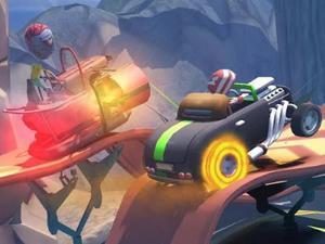 play Racing Rocket