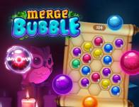 Merge Bubble game