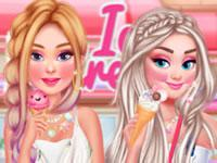 play Princess We Love Ice Cream