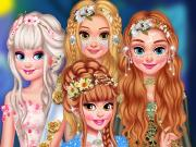 play Princesses Enchanted Forest Ball