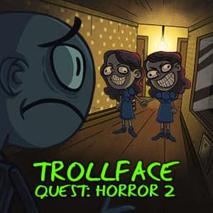 Trollface Quest: Horror 2 game