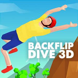 Backflip Dive 3D game