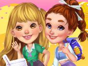 Besties: Lemonade Stand game