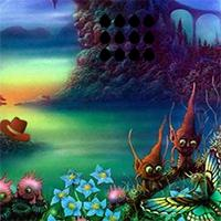 play Fantasy Thanksgiving World Escape