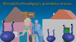 play Breadsliceheadguy'S Grandma Rescue