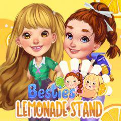 Besties Lemonade Stand game