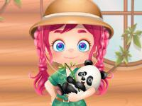 Funny Rescue Zookeeper game