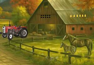 play Thanksgiving Farm House Escape