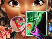 play Exotic Princess Tongue Doctor