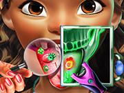 Exotic Princess Tongue Doctor game