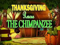 Top10 Thanksgiving Rescue The Chimpanzee game