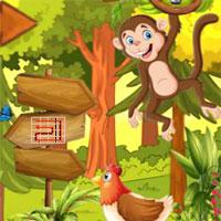 Top10 Rescue The Chimpanzee game