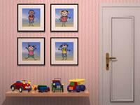 Amajeto Kids Room game