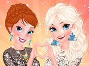A Night Out With The Frozen Sisters game