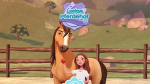 Spirit Luckys Horse Farm game