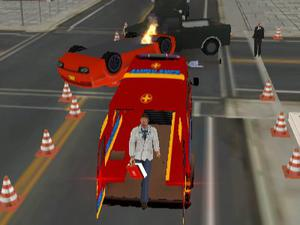 play Ambulance Rescue Driver 2018