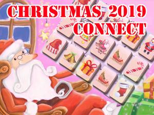 Christmas 2019 Mahjong Connect game