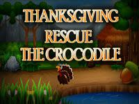 Top10 Thanksgiving Rescue The Crocodile game