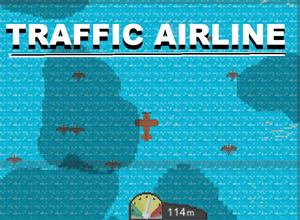 play Traffic Airline