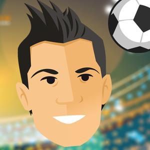 Football Legends Big Head Soccer game