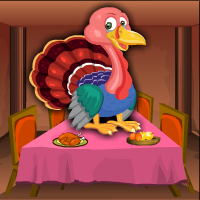 G4E Thanksgiving Turkey Escape game