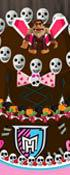 Monster High Cake Deco game