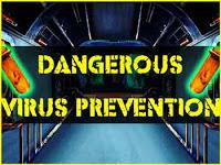 Dangerous Virus Prevention game