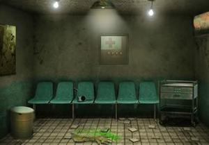 play Old Hospital Building Escape 2