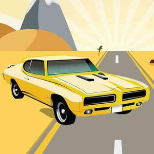 American Cars Differences game