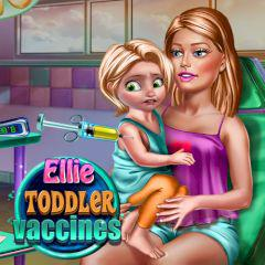 play Ellie Toddler Vaccines
