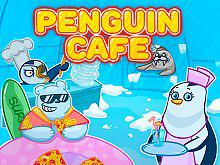 play Penguin Cafe