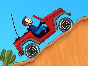 play Mountain Car Climb