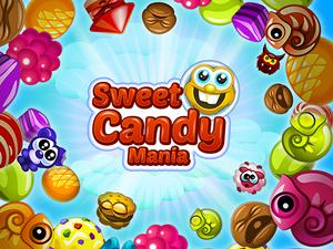 Sweet Candy Mania game