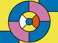 play Four Color Theorem - Coloring Puzzle