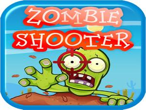 Eg Zombie Shooter game