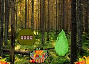 Nature Fruit Forest Escape game